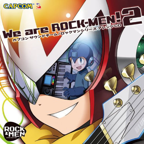 Image for We are ROCK-MEN!2