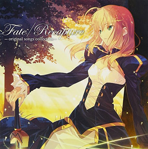 Image for Fate/Recapture -original songs collection-