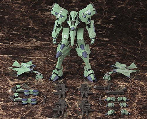 Image 8 for Muv-Luv Alternative - Muv-Luv Unlimited The Day After - F-22A Raptor - Alfred Walken Custom (Kotobukiya)