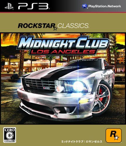 Image 1 for Midnight Club: Los Angeles (Rockstar Classics)
