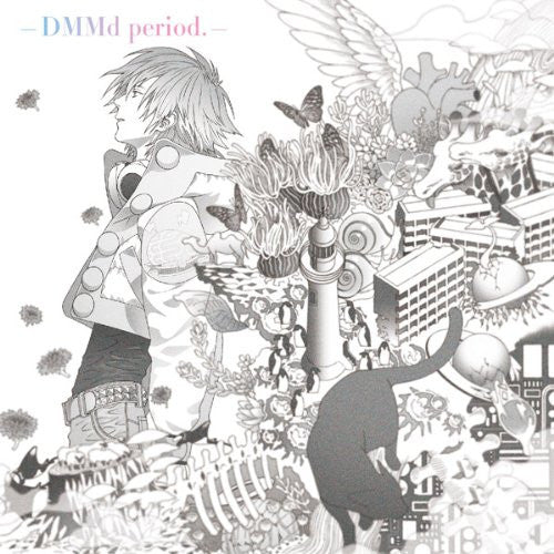 Image 1 for DRAMAtical Murder re:connect soundtrack -DMMd period.-