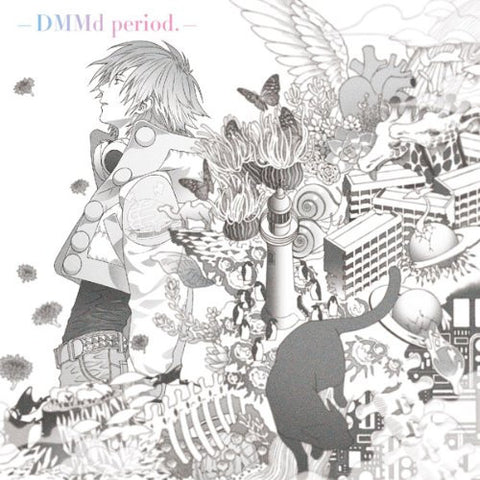 Image for DRAMAtical Murder re:connect soundtrack -DMMd period.-