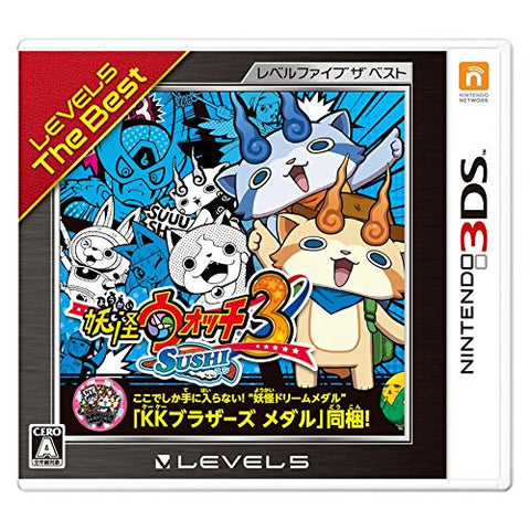 Image for Youkai Watch 3 Sushi (Level 5 the Best)