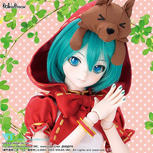 Image 6 for Vocaloid - Hatsune Miku - Doll Clothes - Dollfie Dream Character Clothing - Mikuzukin Dress Set - 1/3 (Volks)