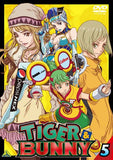 Thumbnail 2 for Tiger & Bunny 5