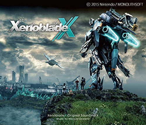 Image 1 for Xenoblade X Original Soundtrack