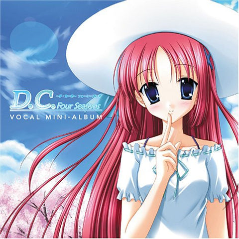 Image for D.C.F.S. ~Da Capo~ Four Seasons Vocal Mini-Album