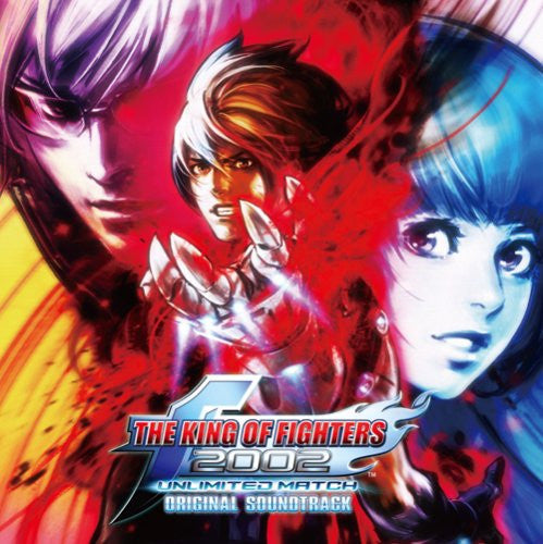 Image 1 for The King of Fighters 2002 Unlimited Match Original Soundtrack