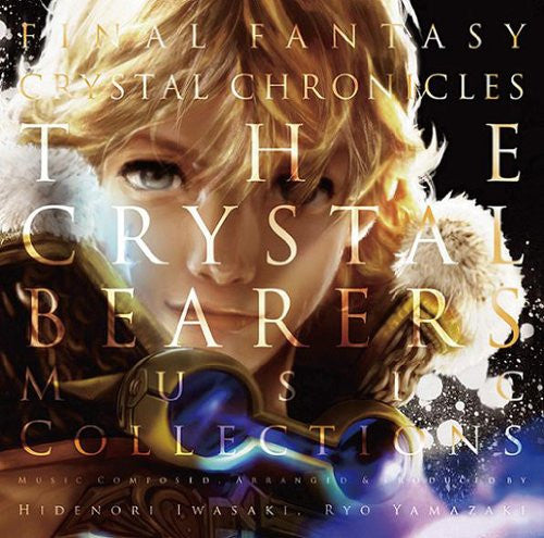 Image 1 for Final Fantasy Crystal Chronicles The Crystal Bearers Music Collections