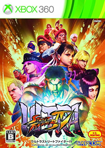 Image for Ultra Street Fighter IV