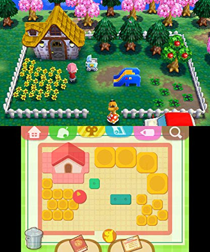 Image 7 for NEW NINTENDO 3DS LL [DOUBUTSU NO MORI: HAPPY HOME DESIGNER PACK]