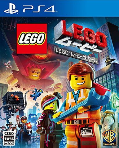 Image for The LEGO Movie Videogame