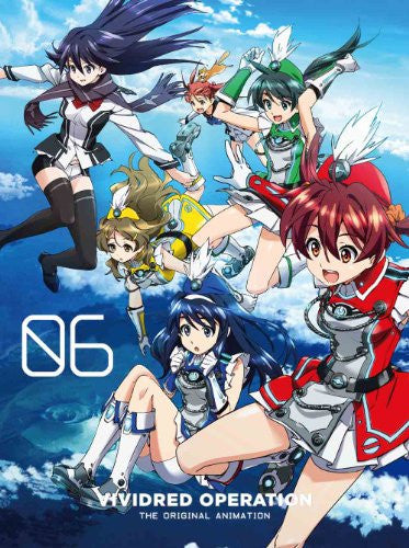 Image 2 for Vividred Operation Vol.6 [Blu-ray+CD Limited Edition]