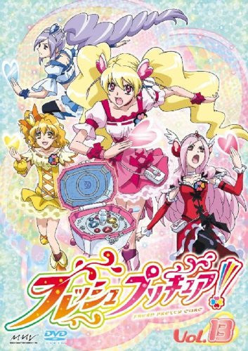 Image 1 for Fresh Pretty Cure Vol.13