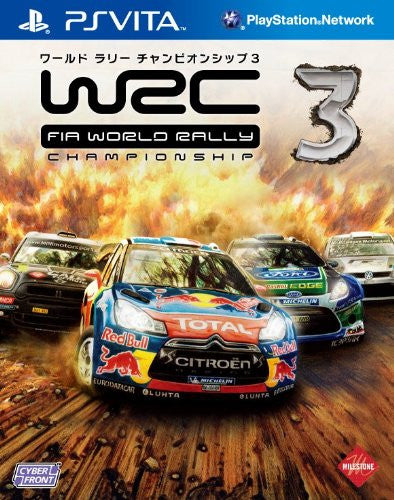 Image 1 for WRC 3: FIA World Rally Championship