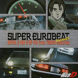 Thumbnail 1 for SUPER EUROBEAT presents INITIAL D NON STOP MIX from TAKUMI-selection