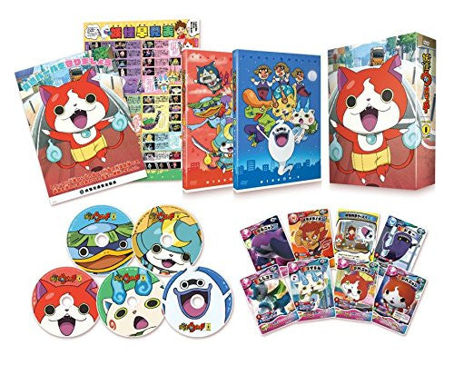 Image 1 for Youkai Watch Dvd Box 1