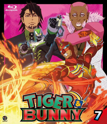 Image 3 for Tiger & Bunny 7
