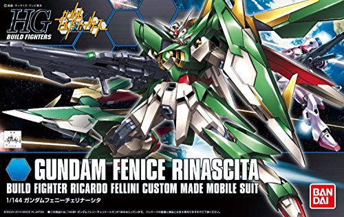 Image 4 for Gundam Build Fighters - XXXG-01Wfr Gundam Fenice Rinascita - HGBF #017 - 1/144 (Bandai)