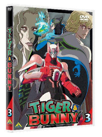 Image for Tiger & Bunny 3