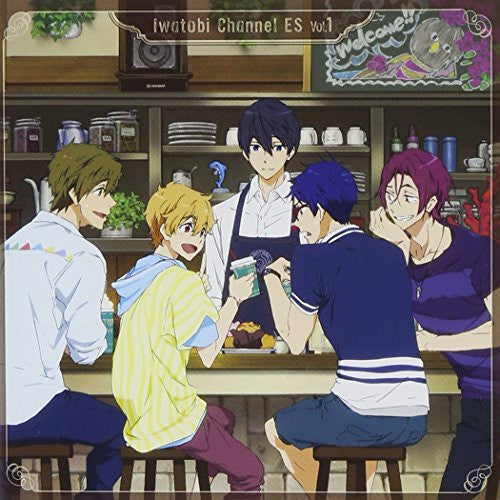 "Image 1 for Radio CD ""Iwatobi Channel! ES"" Vol.1"