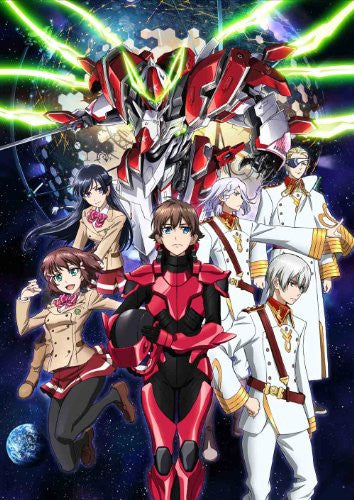 Image 1 for Valvrave The Liberator Vol.4