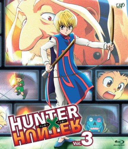 Image 1 for Hunter x Hunter Vol.3