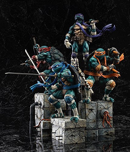 Image 3 for Teenage Mutant Ninja Turtles - Michelangelo (Good Smile Company)