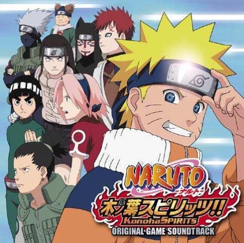 Image 1 for NARUTO: Konoha Spirits Original Game Soundtrack