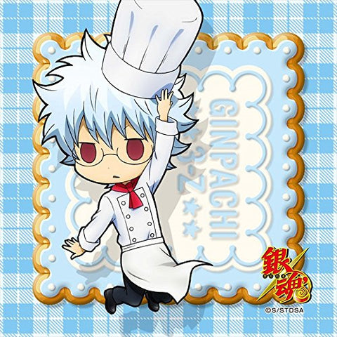 Image for Gintama - Ginpachi sensei - Towel - Mini Towel (Showa Note)