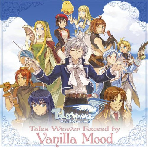 Image 1 for Tales Weaver Exceed by Vanilla Mood ~Tales Weaver Presents 6th Anniversary Special Album~