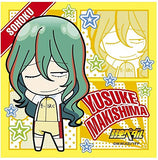 Thumbnail 1 for Yowamushi Pedal - Makishima Yuusuke - Mini Towel - Scrunchie - Towel (Ensky)