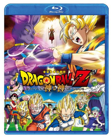Image for Dragon Ball Z: Battle Of Gods / Kami To Kami