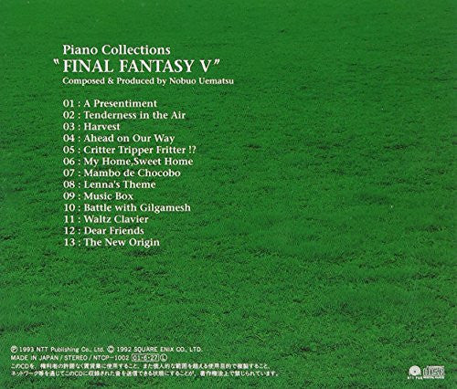 "Image 2 for Piano Collections ""FINAL FANTASY V"""