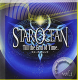 Thumbnail 1 for STAR OCEAN Till the End of Time Original Soundtrack vol.1