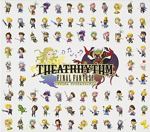 Image 1 for THEATRHYTHM FINAL FANTASY Compilation Album