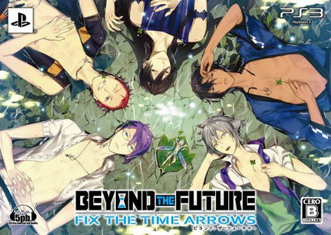 Image for Beyond the Future Fix: The Time Arrow [Limited Edition]