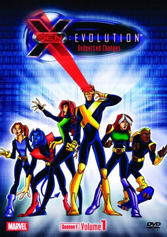 Image for X-Men - Evolution Season 1 Volume1 - Unxpected Changes [Limited Pressing]