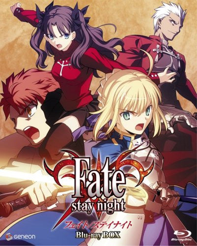 Image 1 for Fate / Stay Night Blu-ray Box [Limited Pressing]