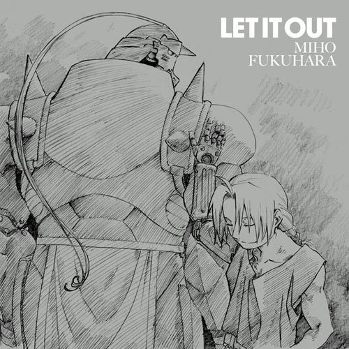 Image 1 for Let It Out / Miho Fukuhara