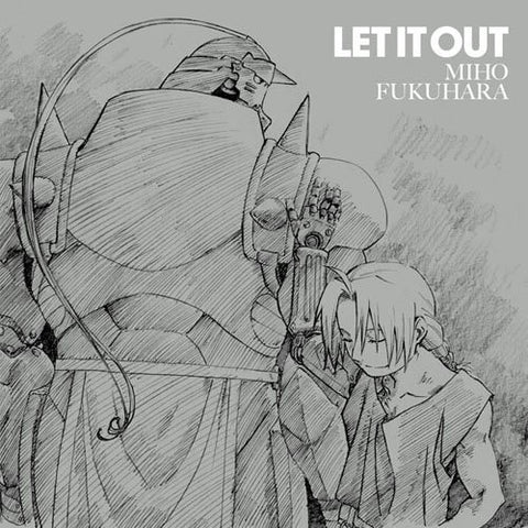 Image for Let It Out / Miho Fukuhara