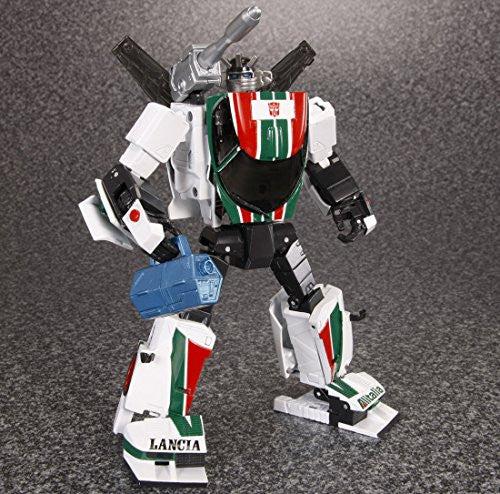 Image 11 for Transformers - Wheeljack - The Transformers: Masterpiece - MP20 (Takara Tomy)
