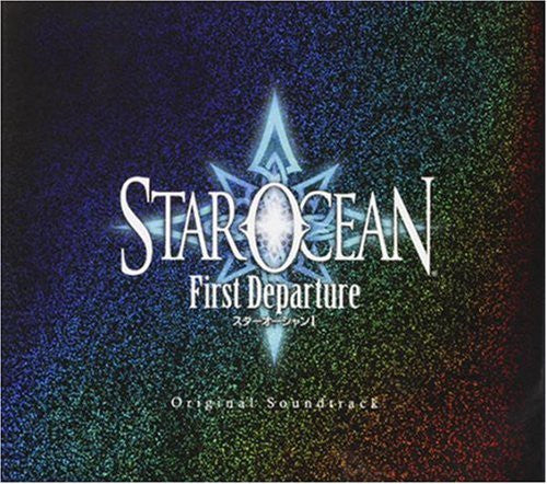 Image 1 for STAR OCEAN First Departure Original Soundtrack