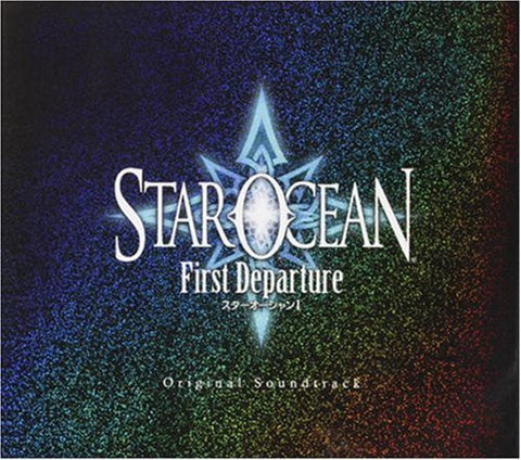 Image for STAR OCEAN First Departure Original Soundtrack