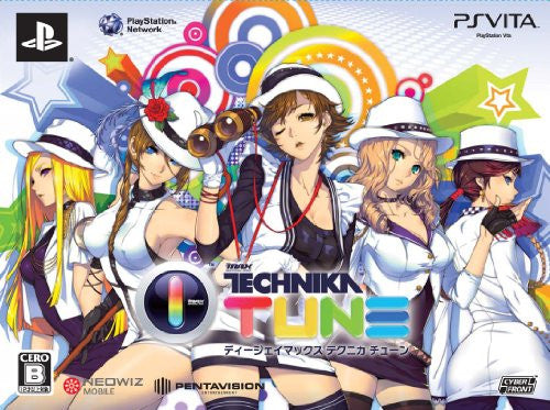Image 1 for DJMAX Technika Tune [Limited Edition]