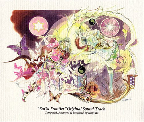 Image for SaGa Frontier Original Soundtrack