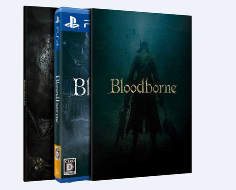 Bloodborne [First-Press Limited Edition]