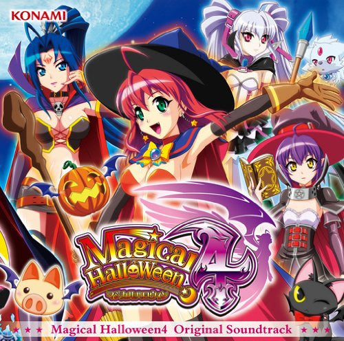 Image 1 for Magical Halloween4 Original Soundtrack