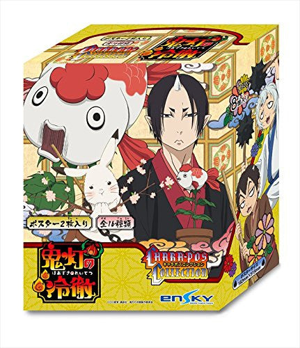 Image 2 for Hoozuki no Reitetsu - Hoozuki - Chara-Pos Collection - Hoozuki no Reitetsu Chara-Pos Collection - Stick Poster (Ensky)