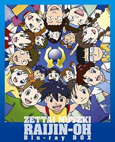 Image for Zettai Muteki Raijin-oh Blu-ray Box